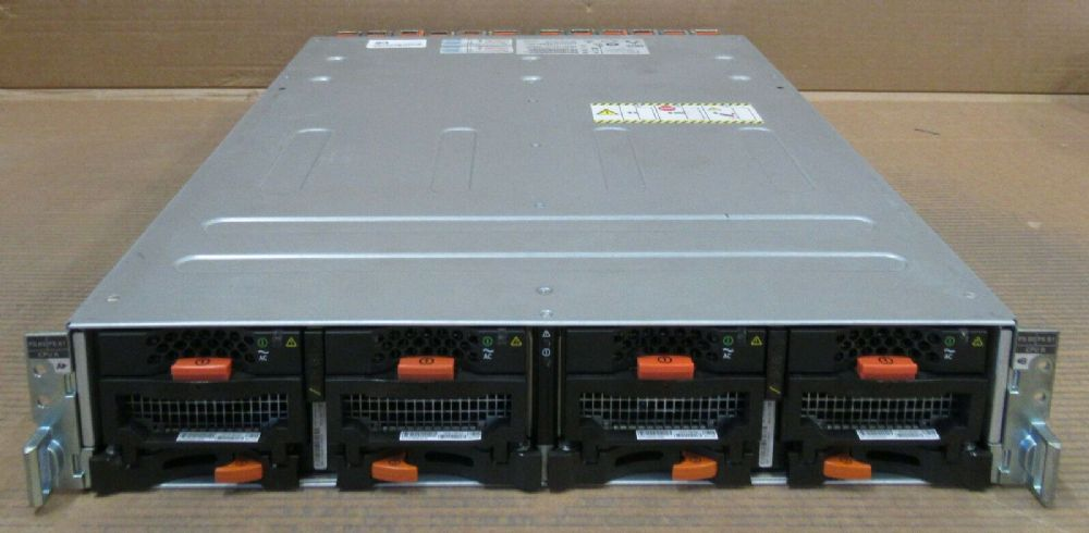 Dell EMC TRPE Array CX4-480 2x Controllers 2x MGMT Cards 103-051-100 4x PSU
